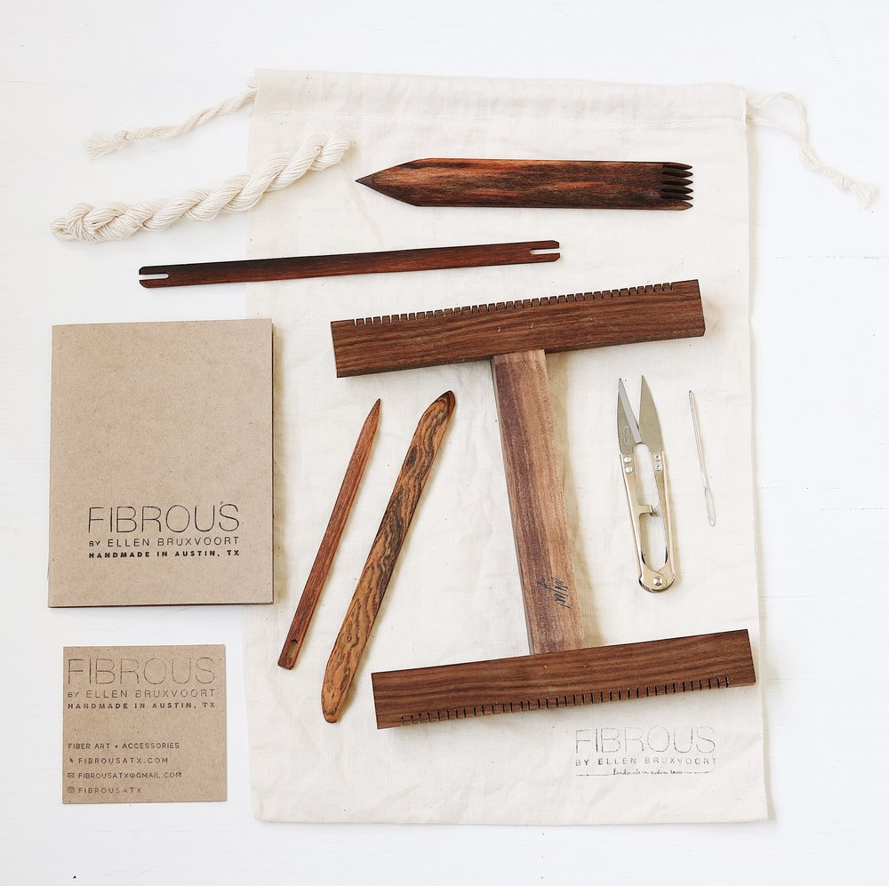 Travel Weaving Kit - $88