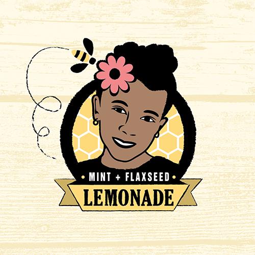 DesignCode : Brand Identity Development : BeeSweet Lemonade