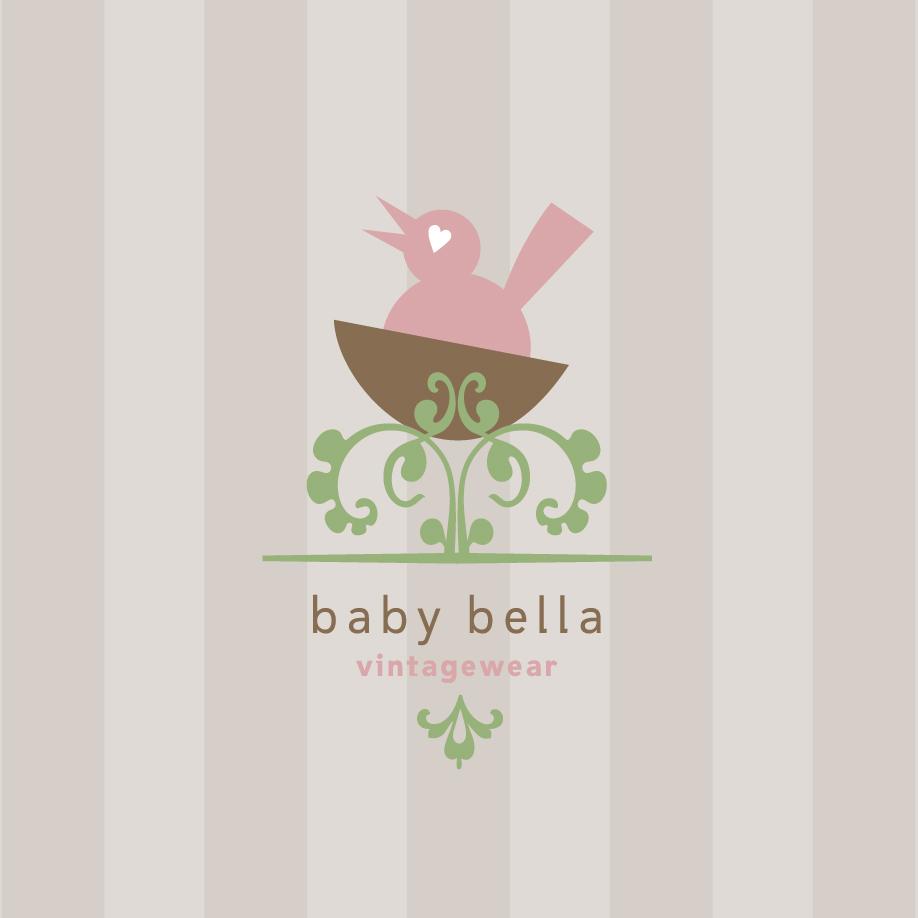 DesignCode : Brand Identity Development : Baby Bella