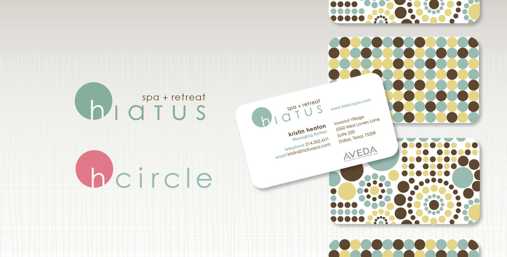DesignCode : Brand Identity : Hiatus Spa + Retreat : Gallery 1