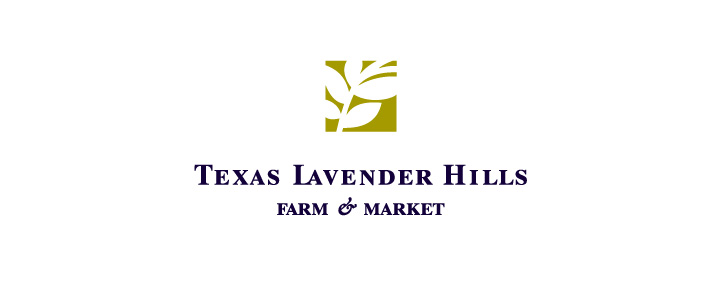 Texas Lavender Hills Logo Design  | DesignCode | Austin, Texas
