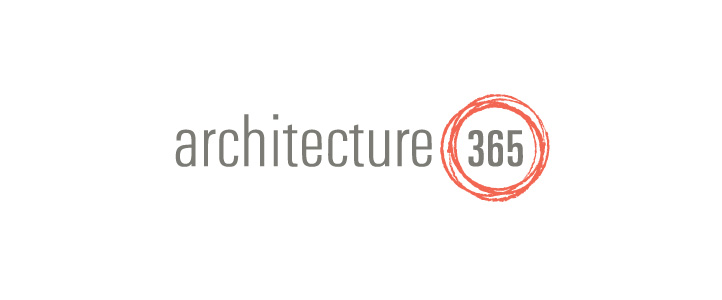architecture365Logo Design  | DesignCode | Austin, Texas