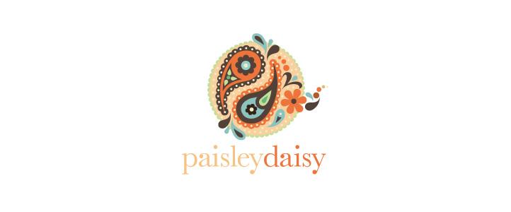 Paisley DaisyLogo Design in Blanco, Texas  | DesignCode | Austin, Texas