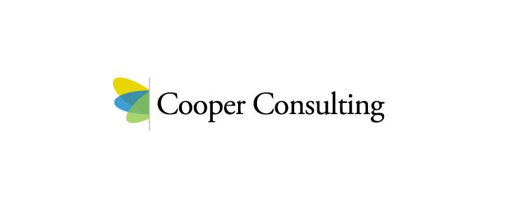 Cooper Consulting Logo Design| DesignCode | Austin, Texas