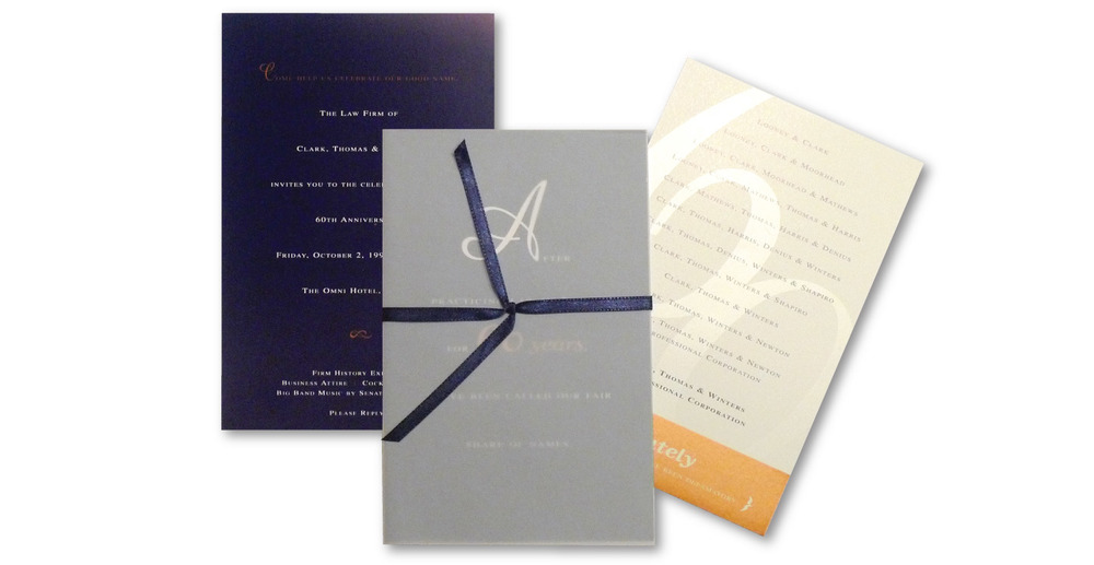 Custom Party Invitation Design | DesignCode | Austin, Texas