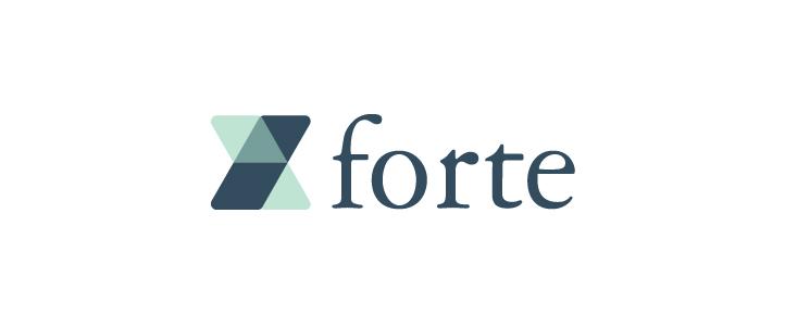 Forte Worldwide Inc Logo Design  | DesignCode | Austin, Texas