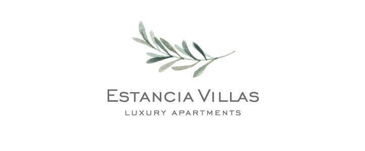 Estancia Villas Logo Design  | DesignCode | Austin, Texas
