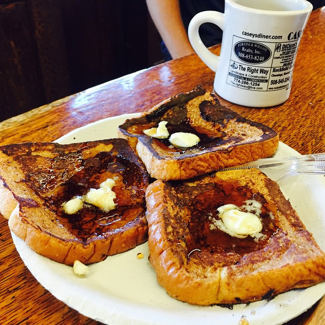 Pat's French Toast #diners #natick #breakfast