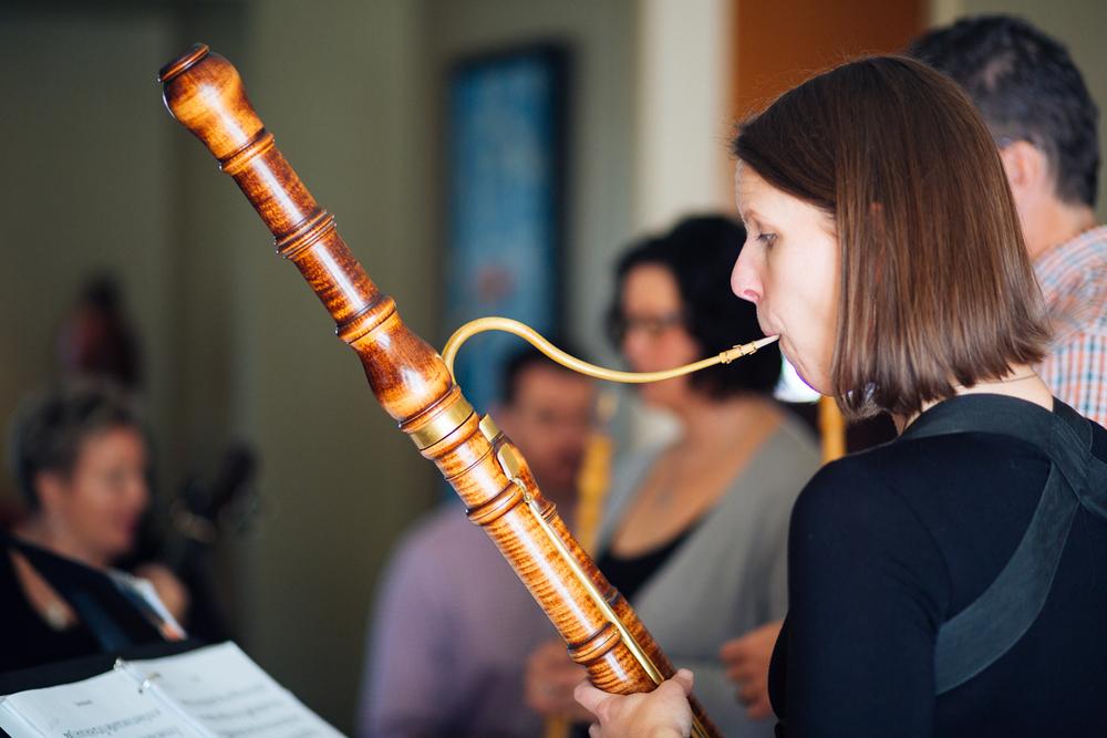 Stephanie Corwin - Bassoon