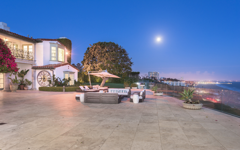 STUNNING UNOBSTRUCTED OCEAN VIEWS | SPANISH VILLA | PACIFIC PALISADES