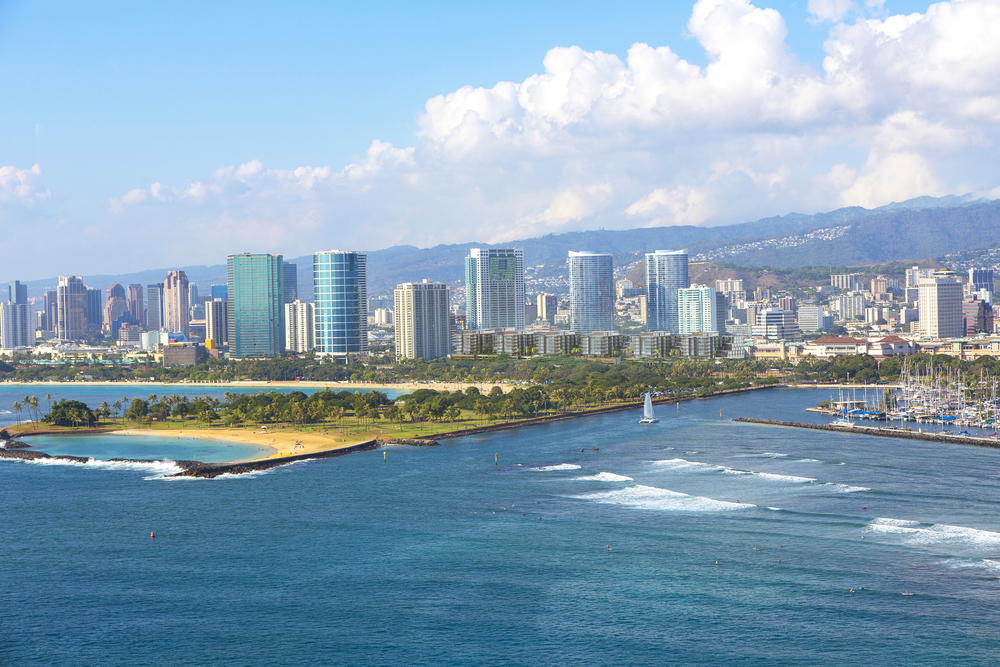 NEW LUXURY RESIDENCES | HONOLULU HAWAII