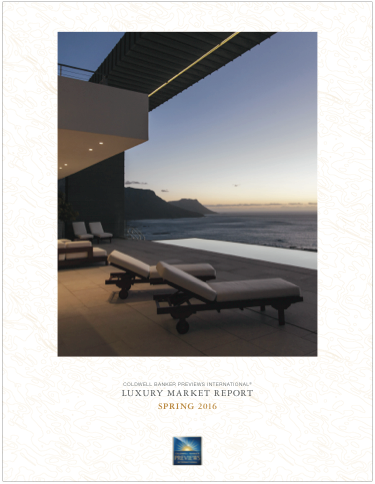 Luxury Market Report Spring 2016