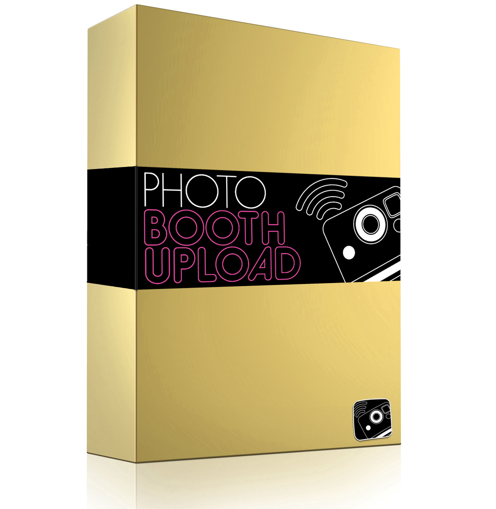 Photo Booth Upload_Pro lifetime package