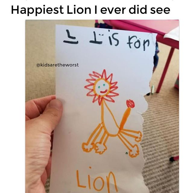 Oh, the treasures you find in their backpack at the end of the school year.  DM me your best school treasures and I'll post them in the Stories.  #WhoaHeWasntLion 📷: @mrs.rachel.medina #kidsaretheworst