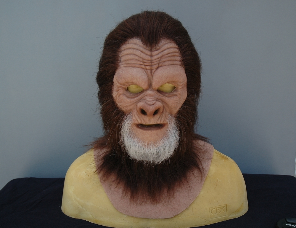 Ape Man - Fabricated by CFX Productions