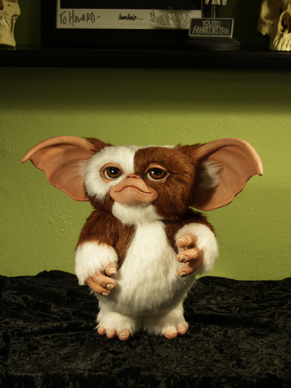 Re-creation and Homage to Chris Walas's Gizmo from Gremlins – Howard S Studios