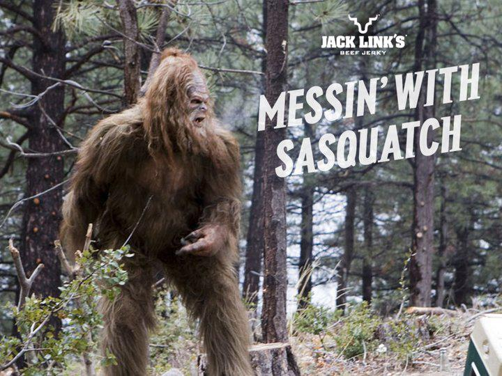 Messin' with Sasquatch – Sasquatch – Television Commercials – Legacy FX