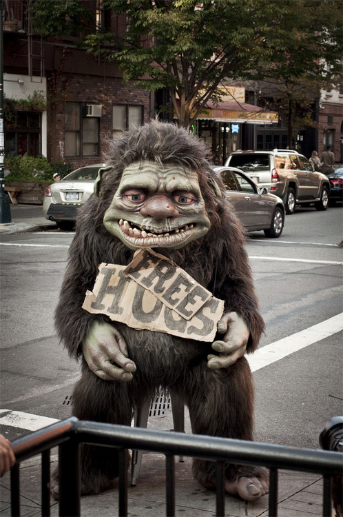 Zicam Cold Monster, Free Hugs - Legacy FX