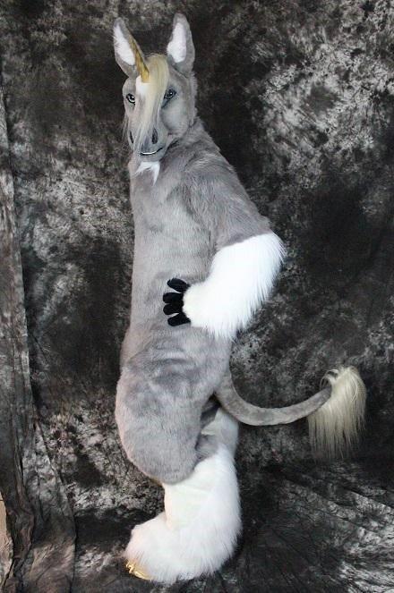 Equus Silvermane!
