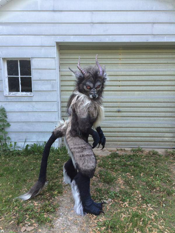 Chupacabra by Sharpe Costumes