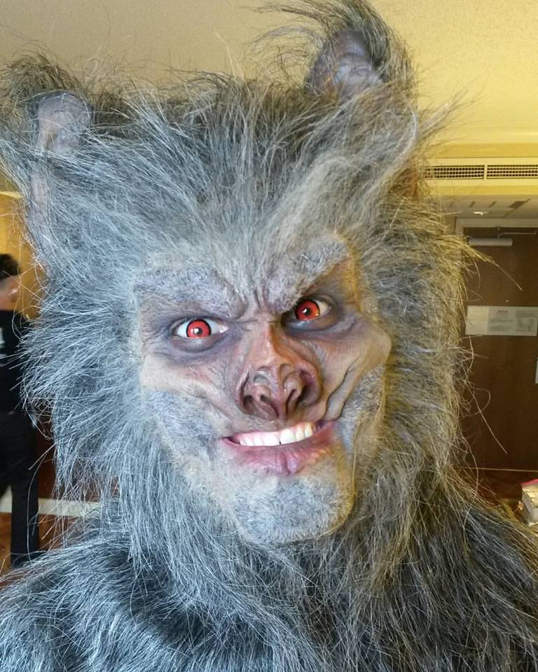 Werewolf by Crash Ur Party LLC & Makeup and Creative Arts LLC