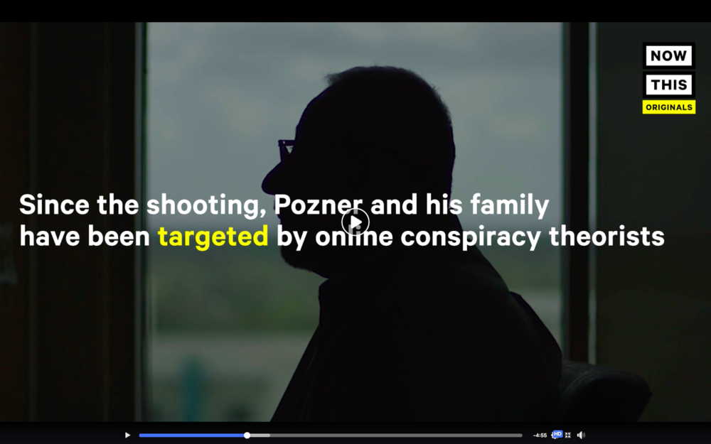 NowThis Reports: Lenny Pozner's Story