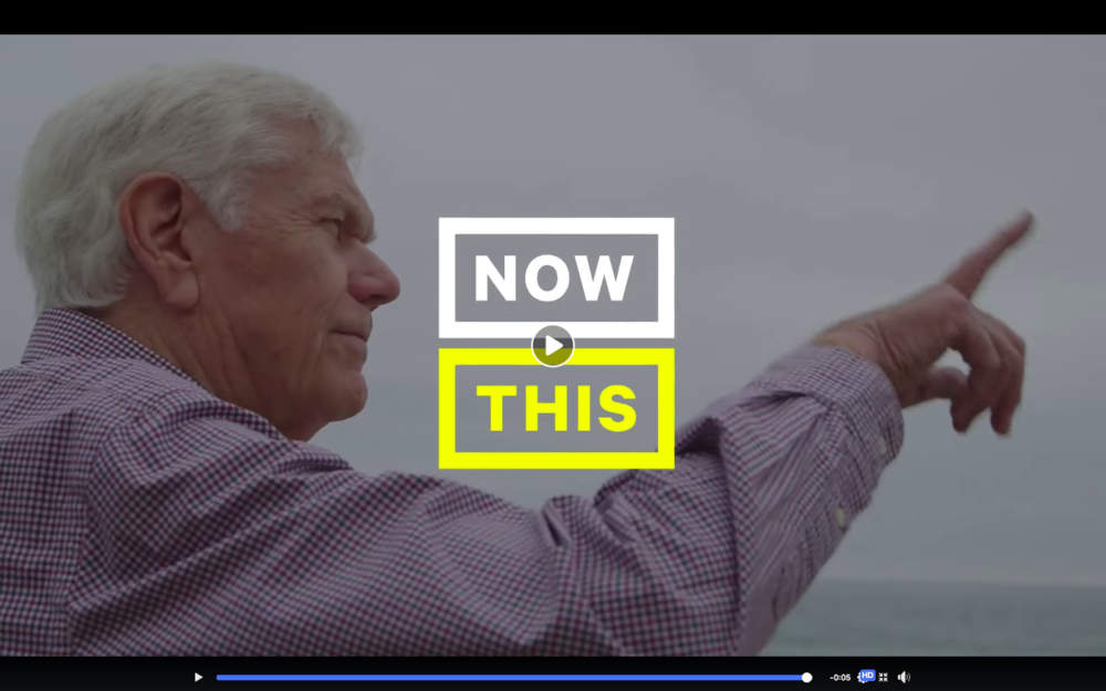 NowThis: The Teacher Who Couldn't Read