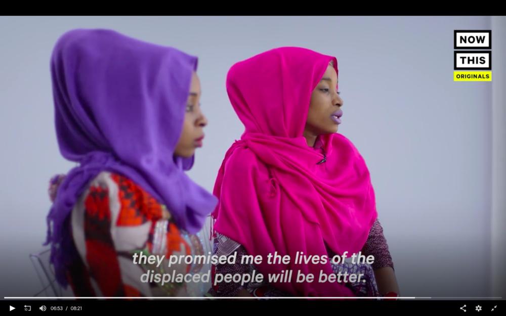NowThis: Surviving Boko Haram