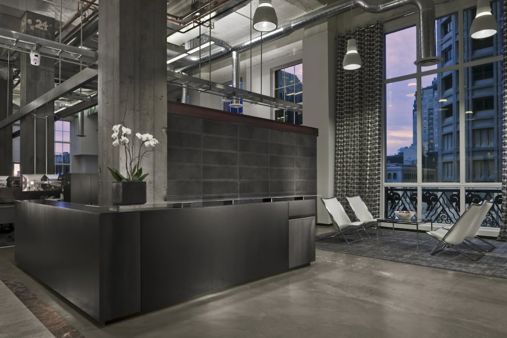 Offices of EHS Design, Seattle, WA, USA