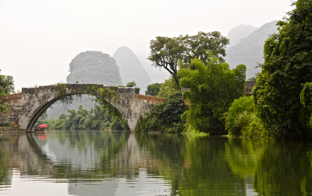 Yulong River, Yangshuo, Guangxi, China