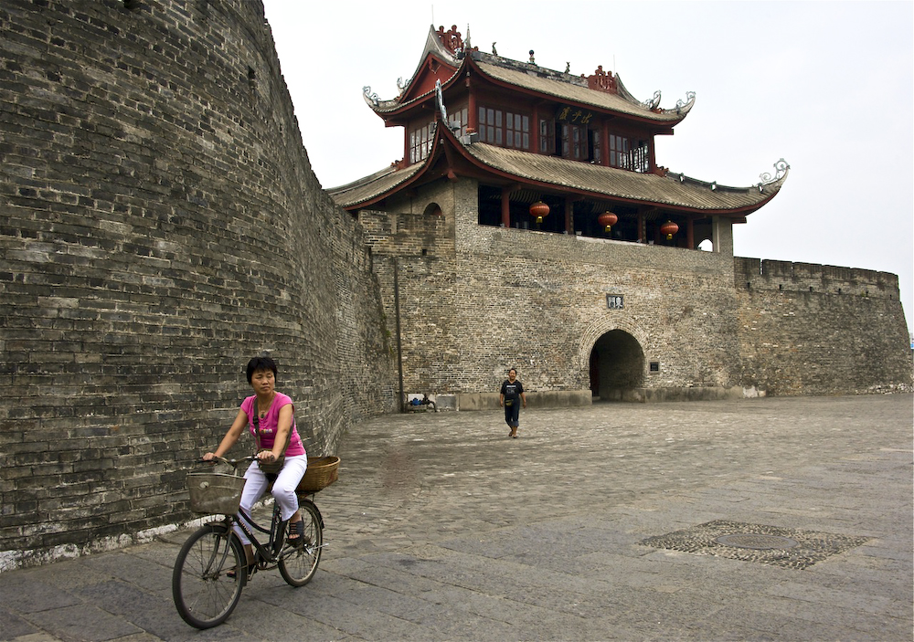 East Gate to the Old City, Liuzhou, Guangxi, China