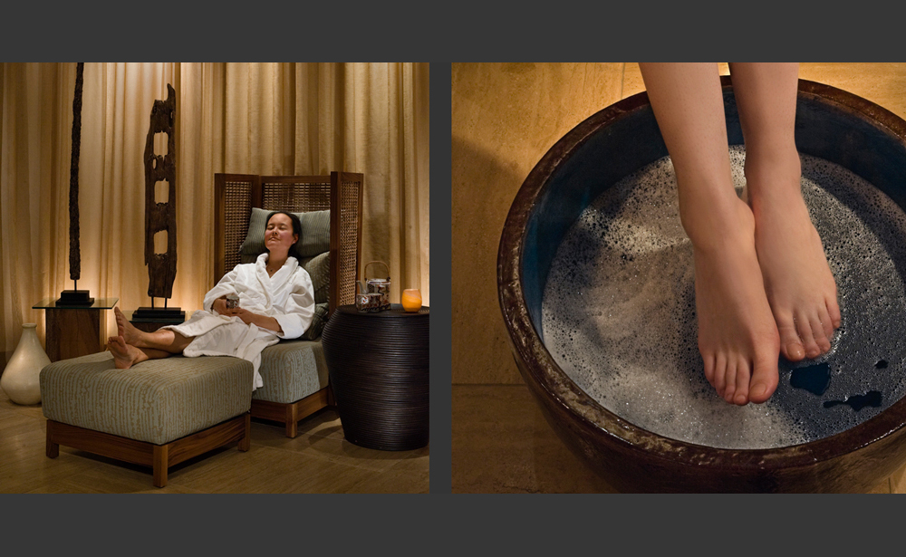 Penterra Spa at Heathman Hotel