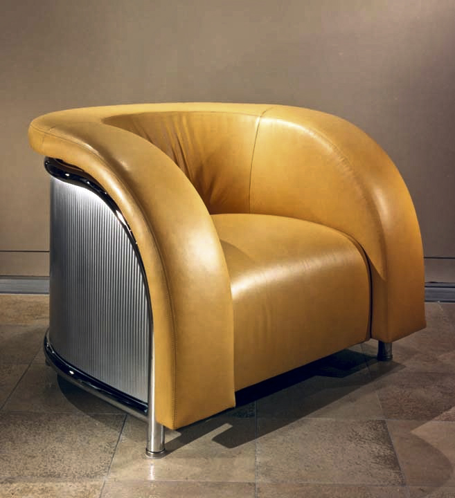Eppich Armchair Prototype, Arthur Erickson