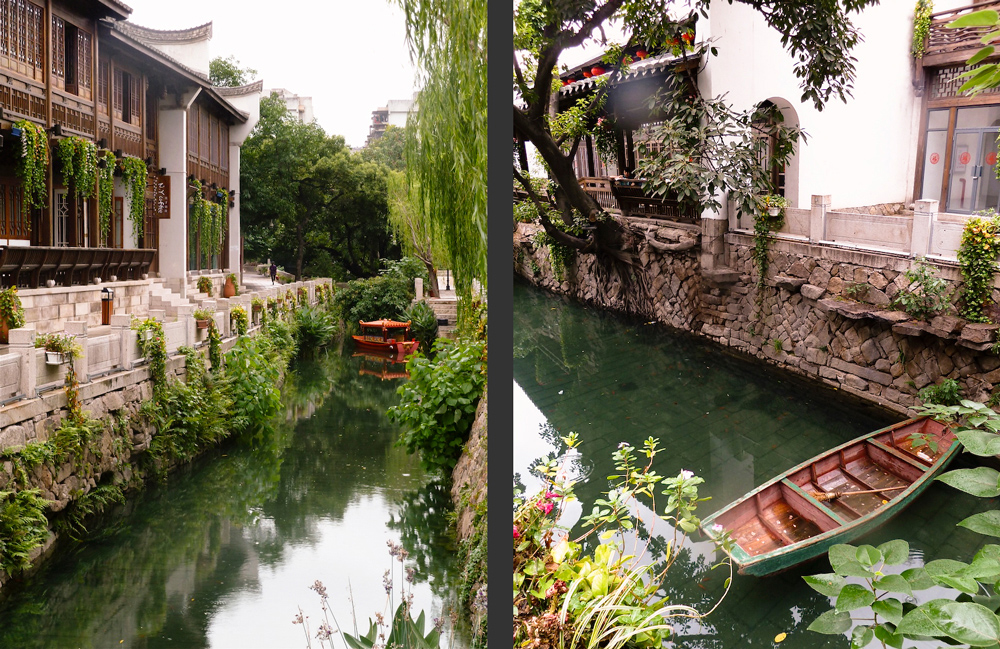 Old Canal District, Fuzhou, Fujian, China