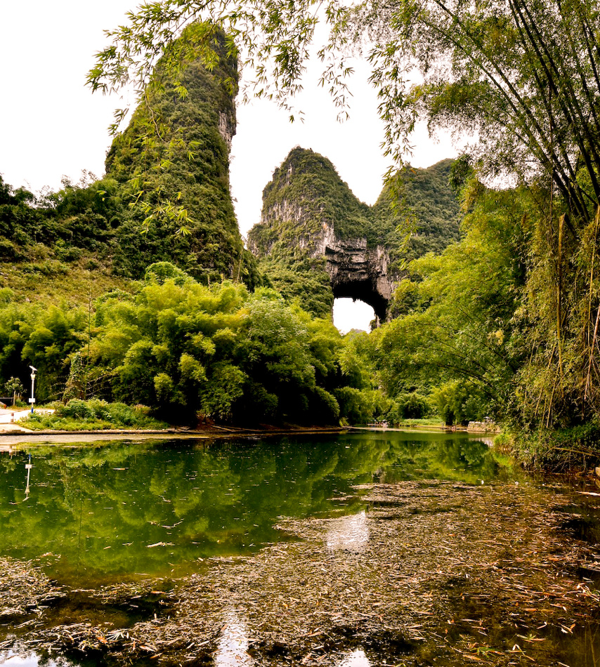 Tianmen Shan, Luocheng, Guangxi, China