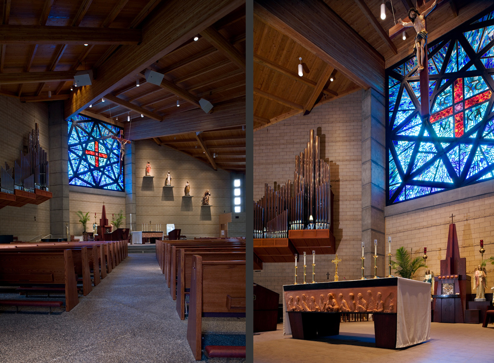 Saint Francis of Assisi, Bend, OR, USA