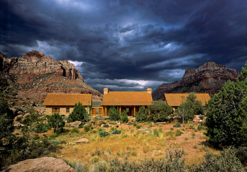 Private Residence For Architectural Digest Magazine, Utah, USA