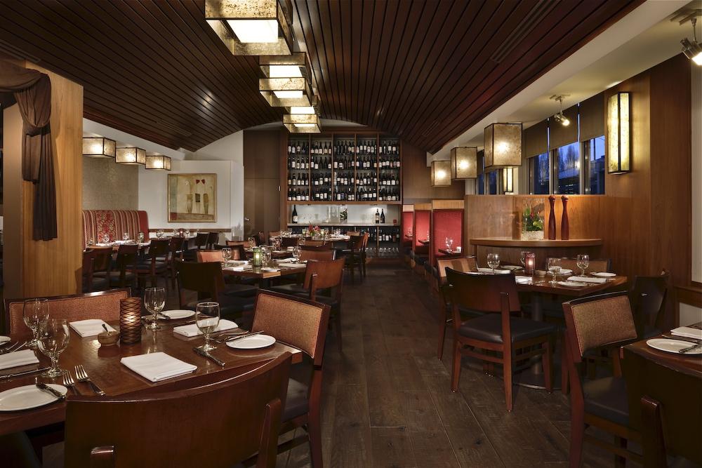 Trellis Restaurant, Heathman Hotel, Kirkland, WA, USA