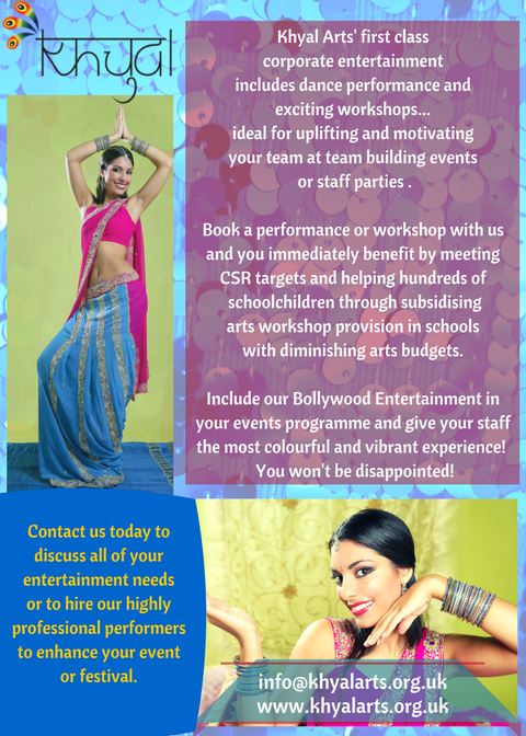 Contact Khyal Arts today for more information and affordable pricing!