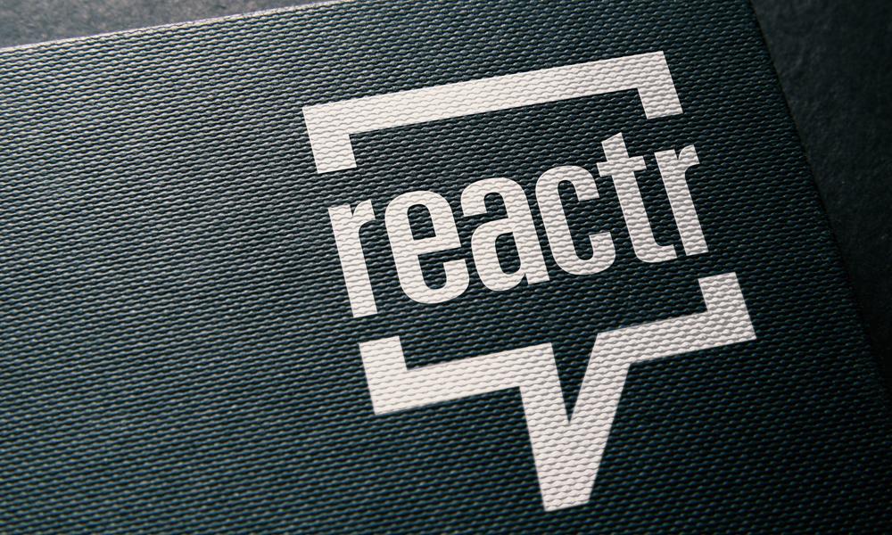 Reactr | Logo