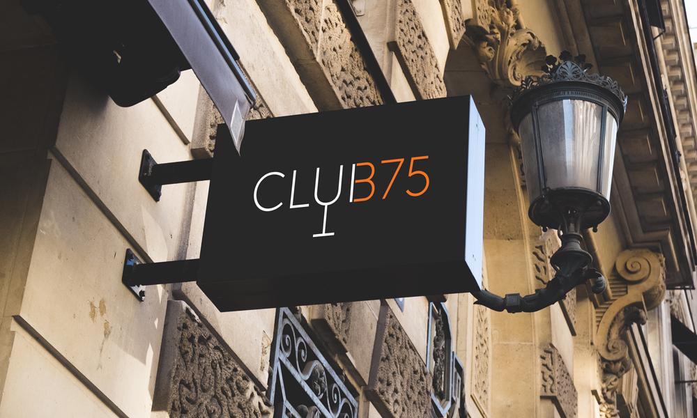 Club 375 | Logo