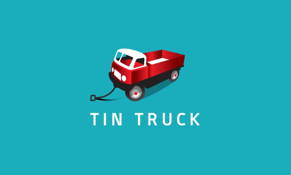 Tin Truck | Logo