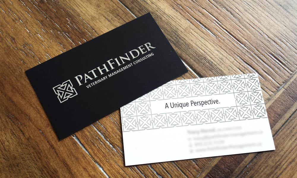 Pathfinder | Logo/Cards | Burlington, ON