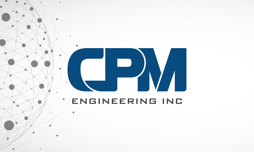 CPM Engineering | Logo | Toronto, ON