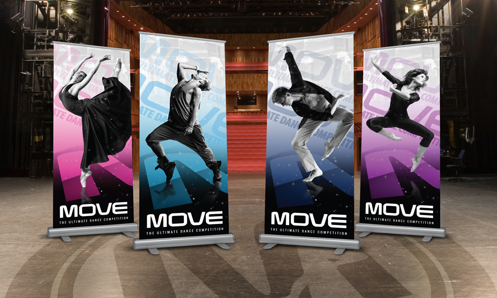 Shawn Desman, MOVE | Signage | Toronto, ON