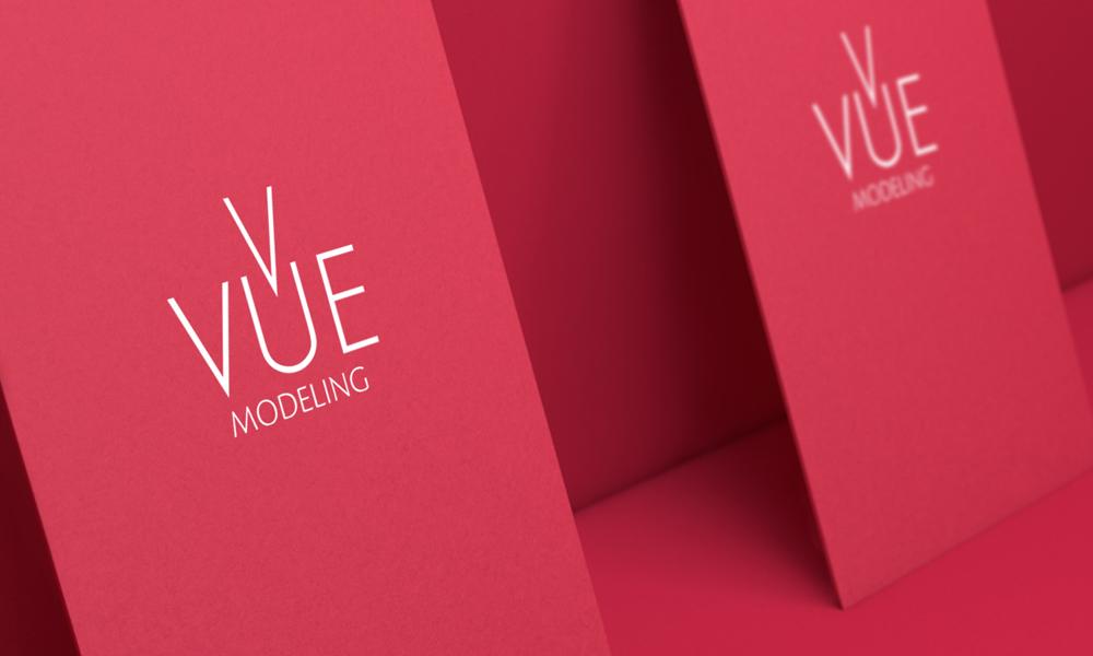 Vue Modeling | Logo