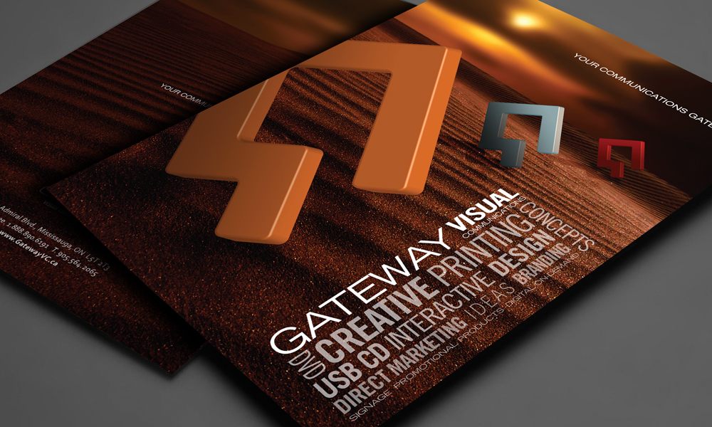 Gateway Visual Communications | Print | Mississauga, ON