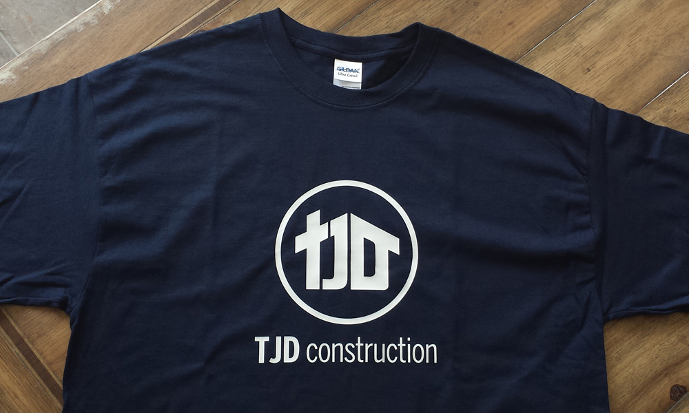 TJD Construction | Logo/Promo | Burlington, ON