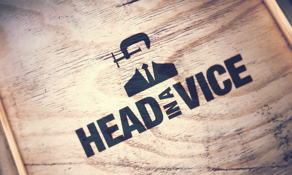 Head In A Vice | Logo | United Kingdom