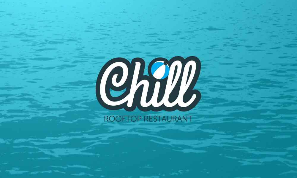 Chill Rooftop Restaurant | Logo